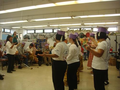 Lanikila TLC graduates performing
