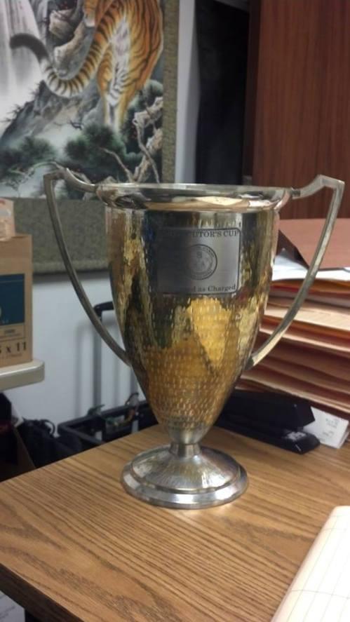 130809 DVM win trophy