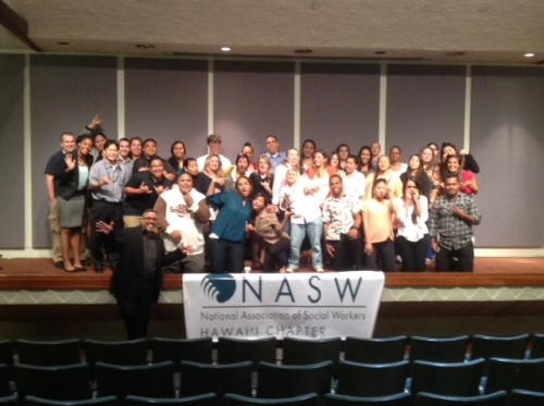 2014 National Association of Social Workers Legislative Day