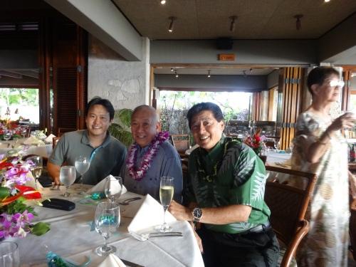 Eric Maehara's Grandson Keoki's 1st Birthday