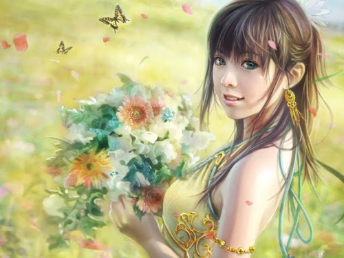 spring-girl--fantasy-girl-cg-characters-illustrations-72623