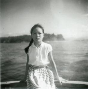 Sadako Sasaki.