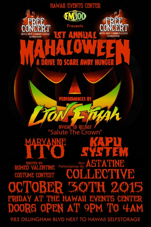 MAHALOWEEN FINAK HAWAII EVENT CENTER FINAL NEW NEW
