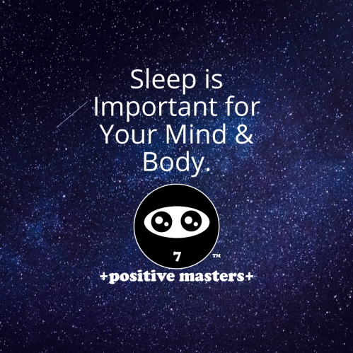 Sleep has many benefits for our mind, body, and soul.