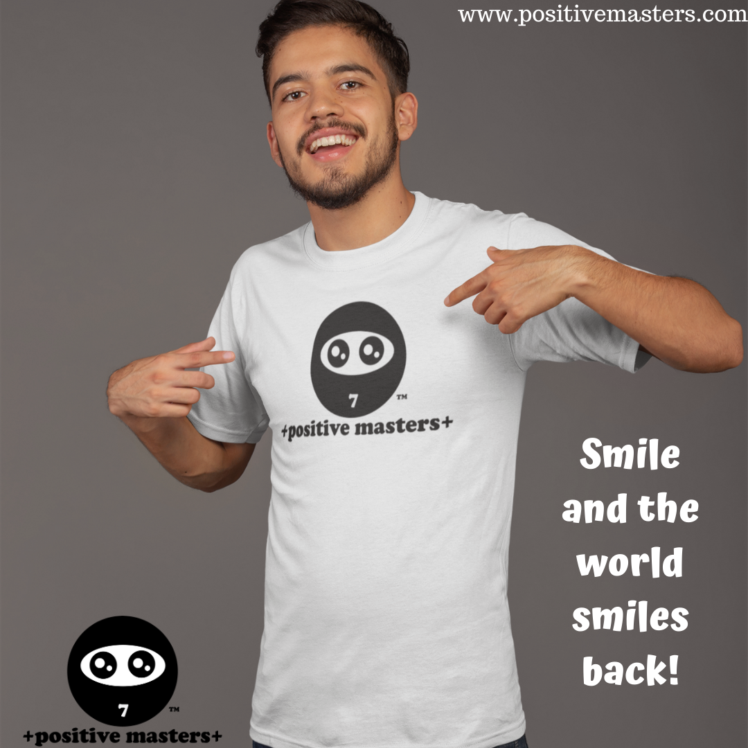 Smile and the world smiles back! Smiling is contagious and healthy!