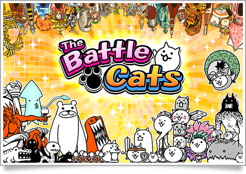 The Battle Cats, a video game by Ponos Corporation for your smart phone and tablet.