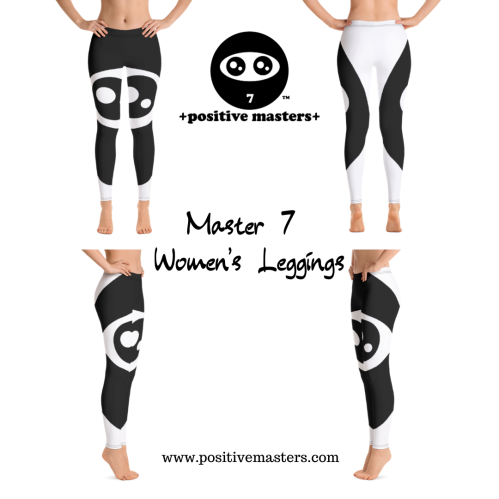 Master 7 Leggings are great for exercise and casual wear.